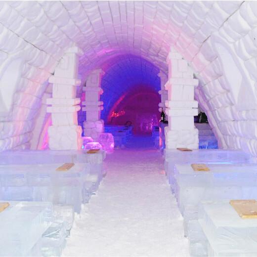 Hébergement «cool» au village de neige de Lainio
