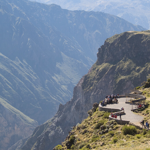 Der eindrückliche Colca Canyon