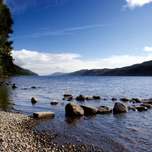 Loch Ness (wo ist denn nun Nessie?)