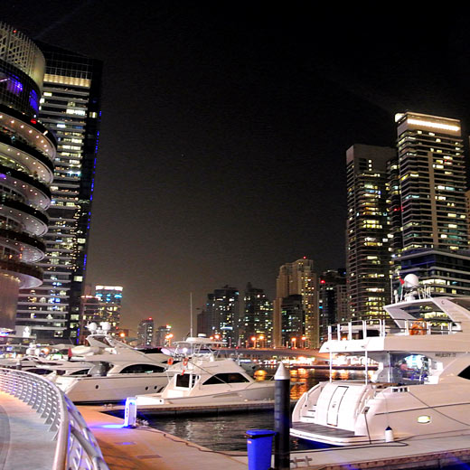 The Scene, Dubai Marina