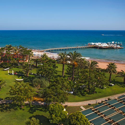 Arcanus Side Resort in der Südtürkei