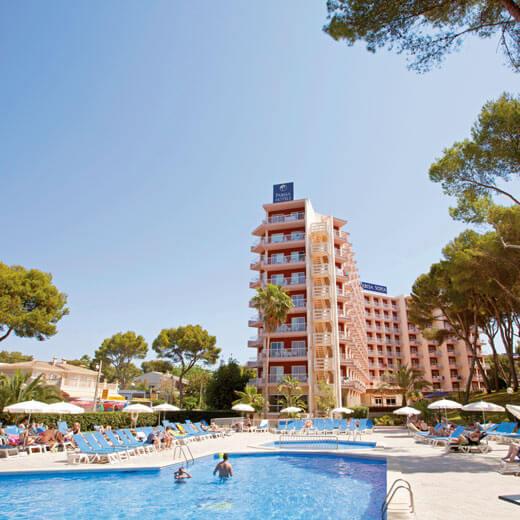 Hotel Pabisa Sofia auf Mallorca
