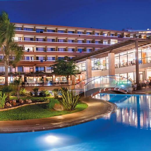 Oceanis Hotel auf Rhodos