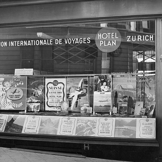 Unser Büro in Zürich