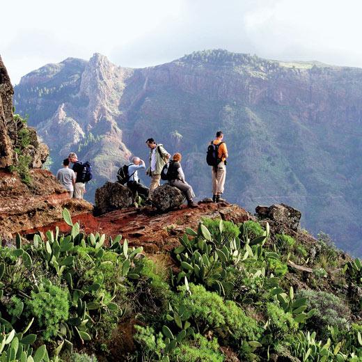 Wandern lohnt sich auf La Gomera besonders