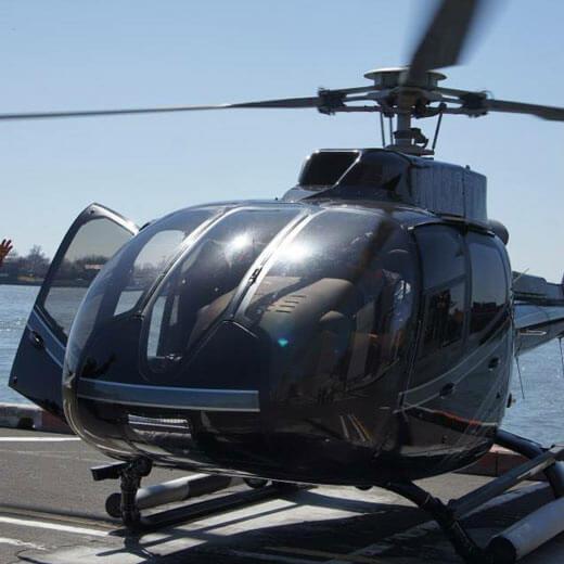 Unser Helikopter