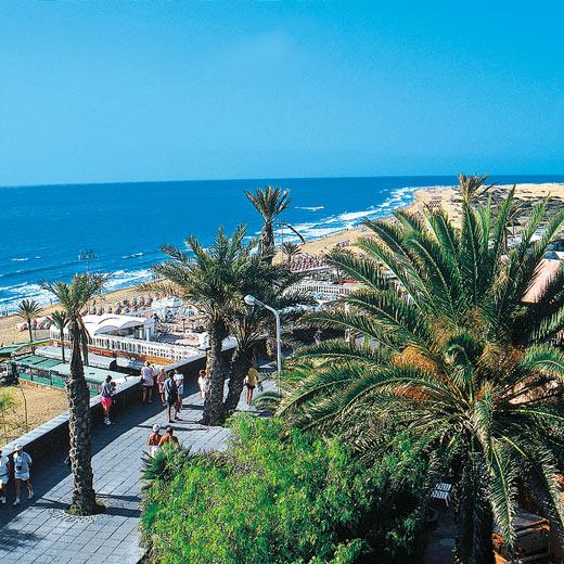 Auf Gran Canaria den Sommer verlängern…