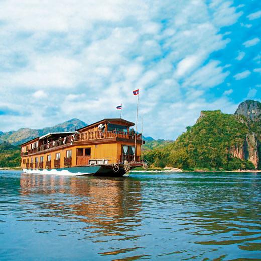Das Boutique Schiff RV Mekong Sun
