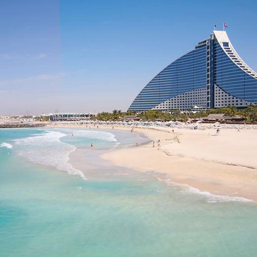 Dubai – für diejenigen die's richtig heiss mögen
