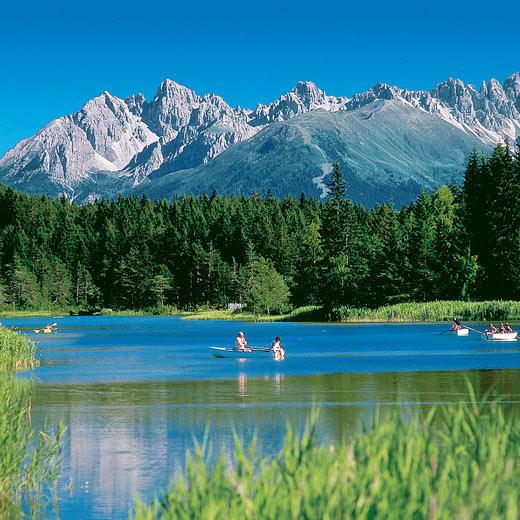 Geniesst die wunderschöne Natur in Seefeld