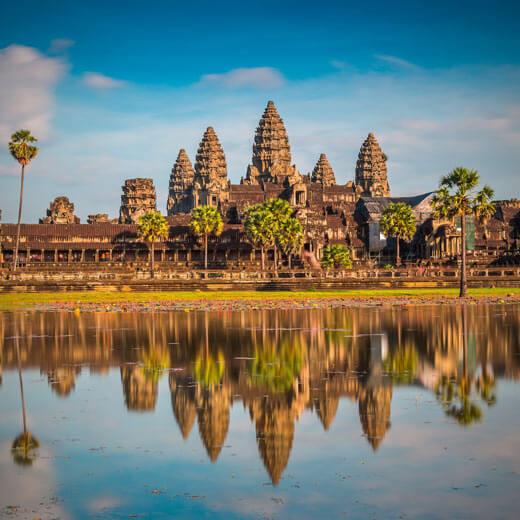 Mystisches Angkor Wat