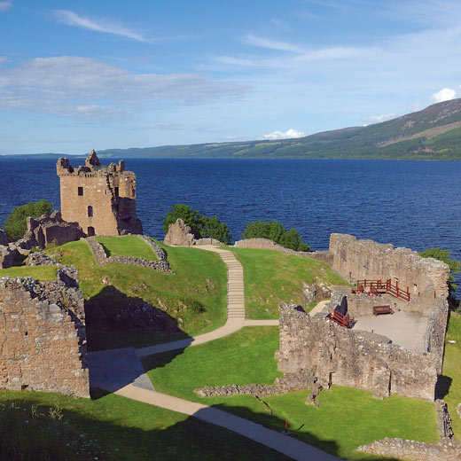 Schottland ist immer wieder eine Reise wert