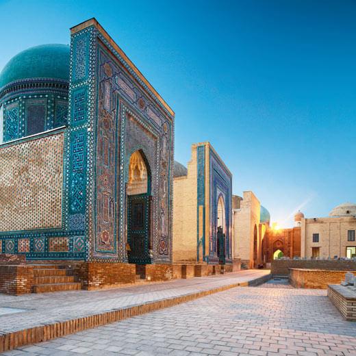 Warum nicht mal nach Usbekistan?