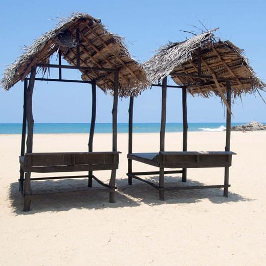 Entspannen an der Arugam Bay