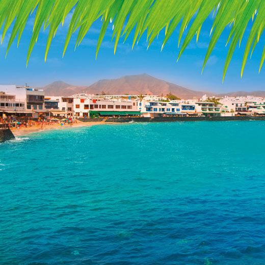 Geniesst die kanarischen Sonnenstrahlen auf Lanzarote