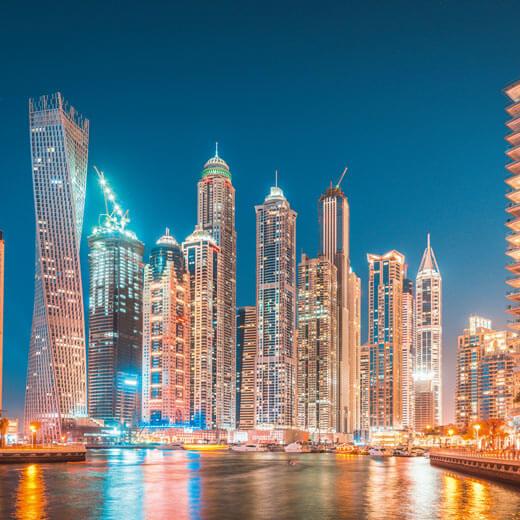 In Dubai könnt ihr euch bereits auf den Sommer einstimmen