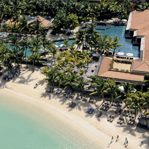 Hotel le Mauricia in Grand Gaube