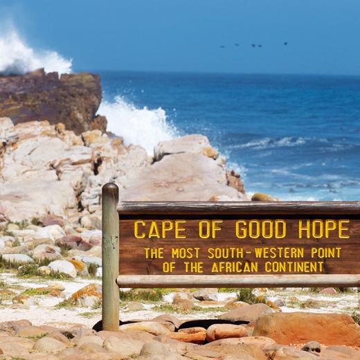 Das Kap der Guten Hoffnung