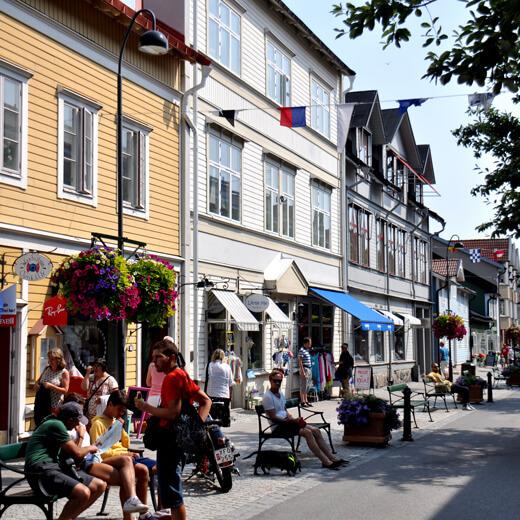 Dorfzentrum Vaxholm