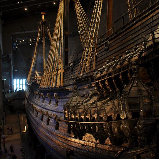 """Das Kriegsschiff """"Vasa"""""""