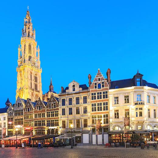 Anvers de nuit