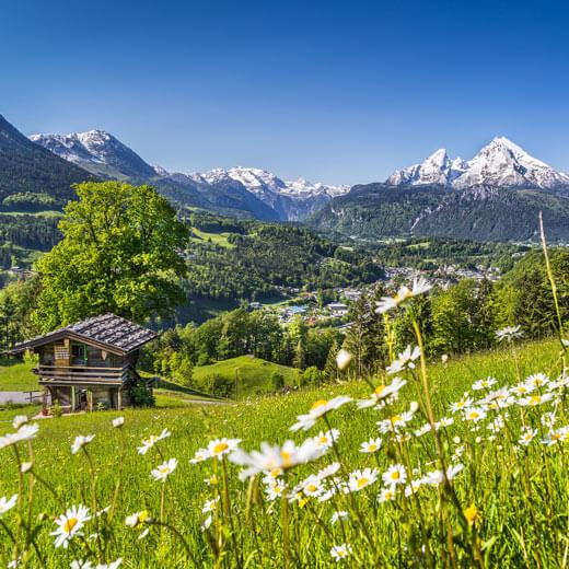Falls der Reisepartner nicht ins Museum will, Berchtesgaden ist auch sonst ein Besucht wert