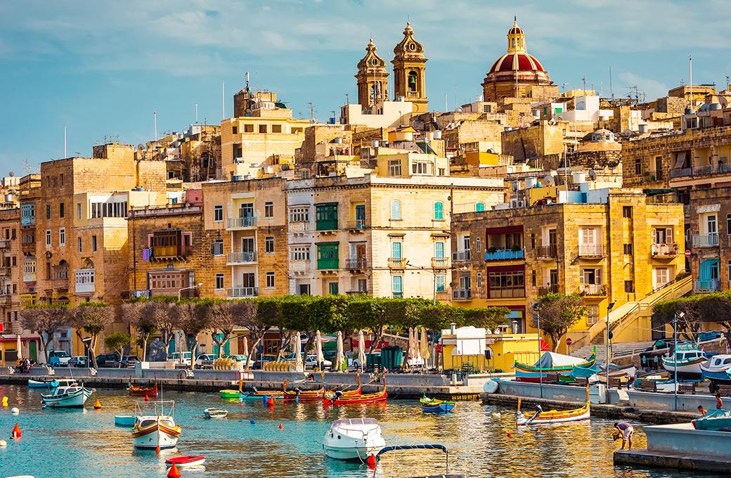 Hotel  Stelle Malta