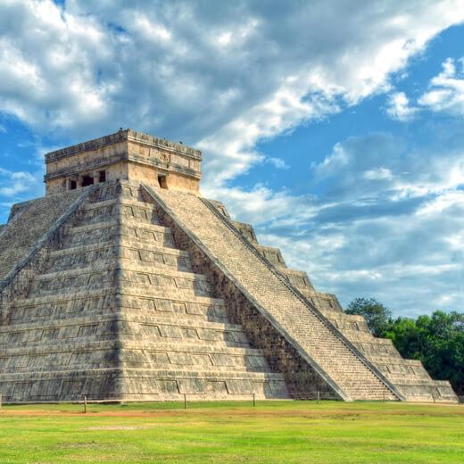 Chichén Itzá auf der Halbinsel Yucatán