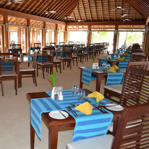 Das Ahima Restaurant