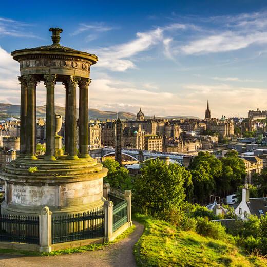Traumhaftes Edinburgh