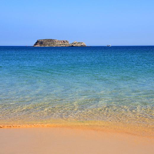 Praia do Martinhal Strand eignet sich gut zum surfen