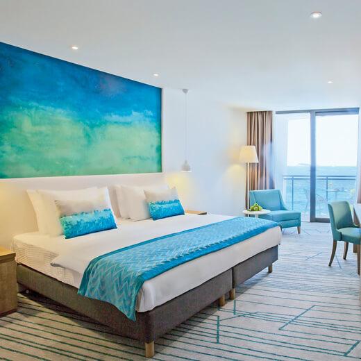 Zimmer im Hotel Mlini