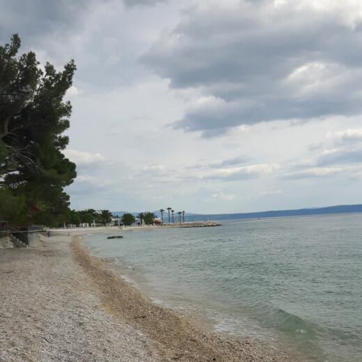 Strand von Tucepi