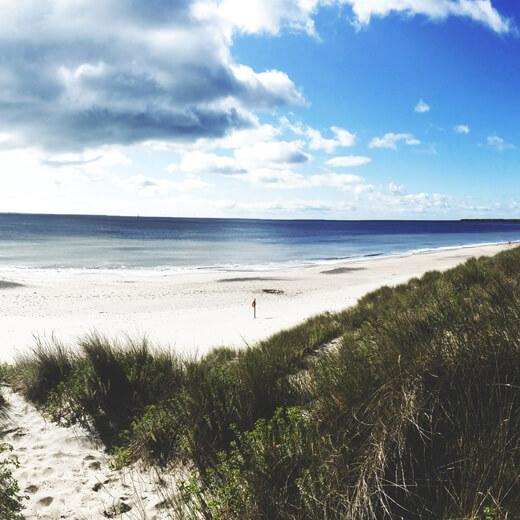 Eine der unzähligen Buchten von Irland