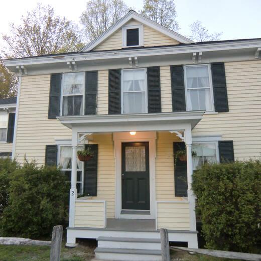 Das wunderschöne Lincoln Family Home