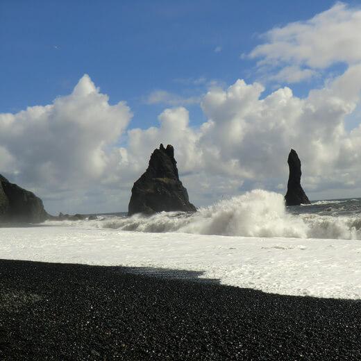 Vulkanstrand von Reynisfjara