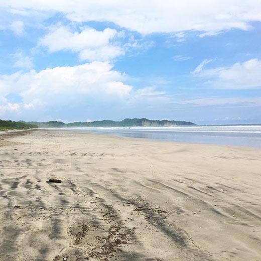 Das Surfer Paradies in Playa Guiones