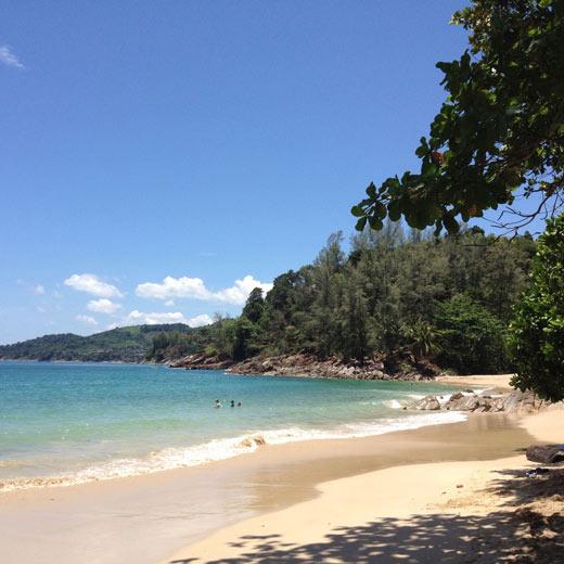 Der Banana Beach