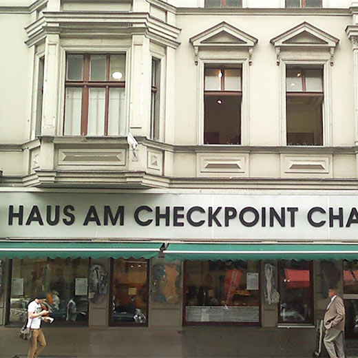 Das Haus am Checkpoint Charlie