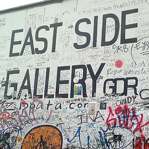Die East Side Gallery