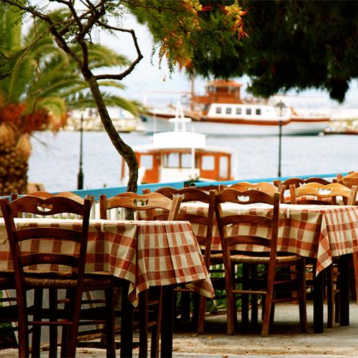 Taverne in Chalkidiki