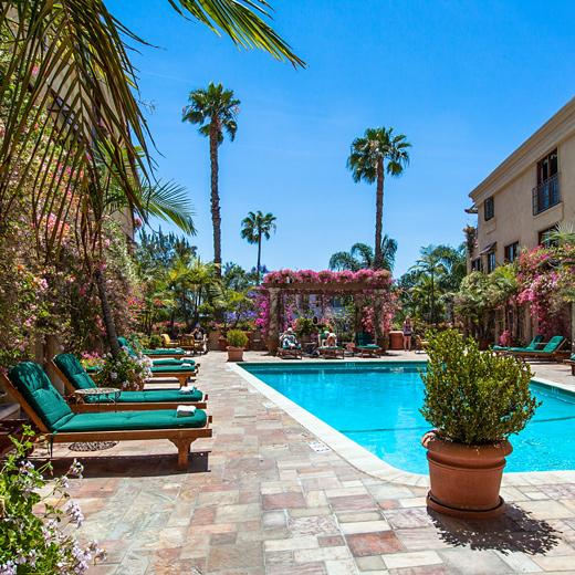 Das 3* Hotel Best Western Plus Sunset Plaza