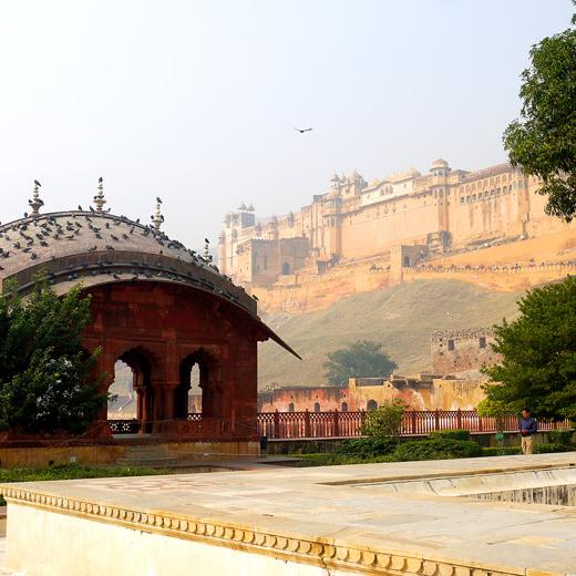 Jaipur – Forteresse d'Amber