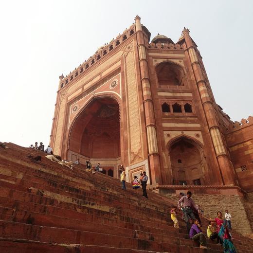 Fatehpur Sikri – Buland Darwaza