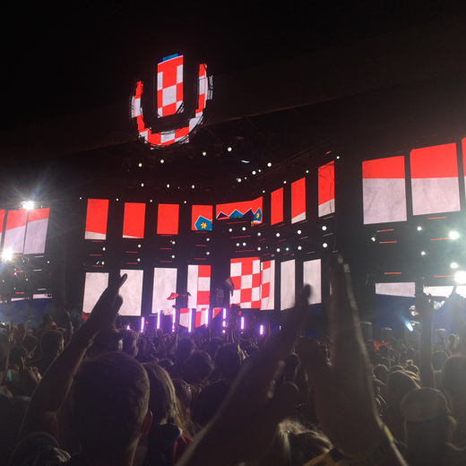Foto vom Ultra Europe