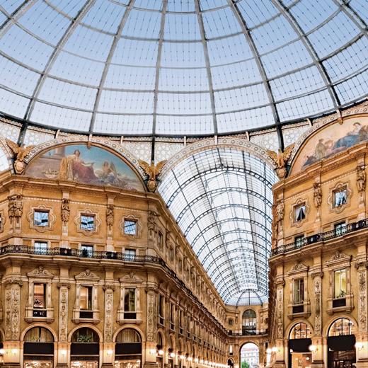 La Galerie Vittorio Emanuele