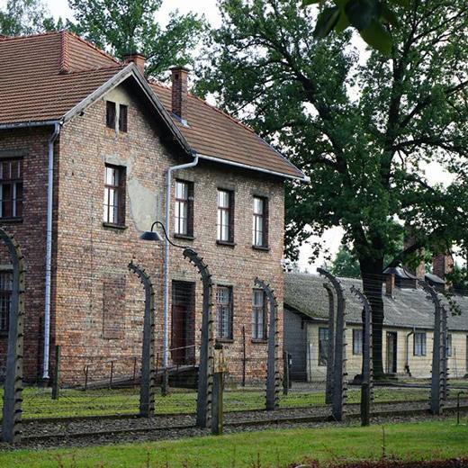 Das Konzentrationslager Auschwitz