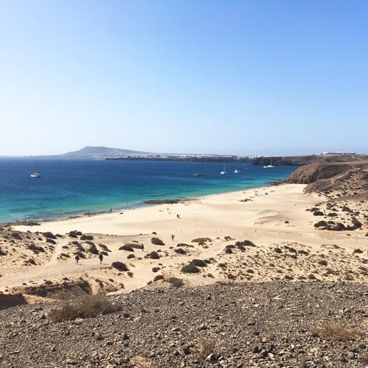 Playas Papagayo sind die schönsten auf der Insel