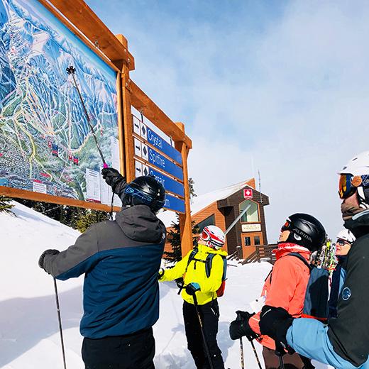 Ein Skitag in Breckenridge will gut geplant sein, denn es gibt unzählige Möglichkeiten.