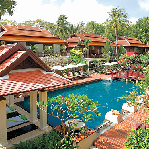 Das Chaweng Regent Beach Resort